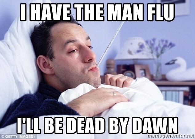 i-have-man-flu-meme